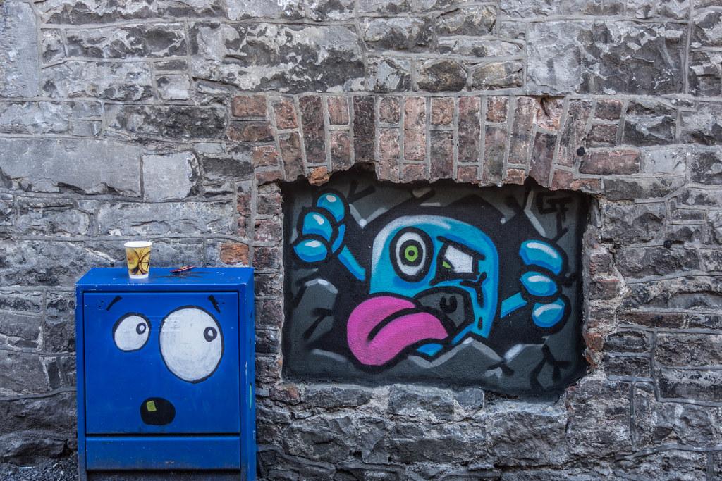 STREET ART [LIMERICK] REF-105104