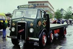 1947 ERF YSV461 (Xdriver2) Tags: truck flat chinese erf six rigid 6wheeler mbb222 ysv461 c1561s