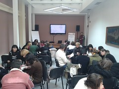 """Workshop with Bulgarian museum experts Plovdiv January 2015 • <a style=""""font-size:0.8em;"""" href=""""http://www.flickr.com/photos/109442170@N03/18697745982/"""" target=""""_blank"""">View on Flickr</a>"""