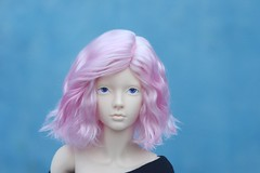 custom order wig (captain_panda) Tags: elf half bjd limhwa
