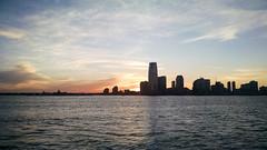 NJ Sunset (Nat W) Tags: us newjersey jerseycity unitedstates
