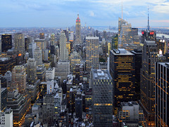 manhattan1 (sraffo) Tags: usa newyork nikon manhattan rockefellercenter topoftherock d610 emiprestatebuilding nikkor20mmf18