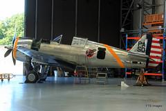 IMG_9204 (harrison-green) Tags: museum war aircraft aviation air duxford imperial spitfire usaf raf b29 f15 iwm