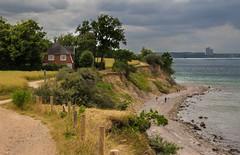 Coastal Scenery (bjorbrei) Tags: sea water germany coast cliffs shore lübeck pathway travemünde brodten brodtenersteilufer brodtenerufer