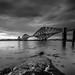 The Forth Bridge, a Unesco World Heritage site. Scotland