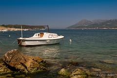 Babin Kuk (carsonralton) Tags: seascape landscape boat rocks dubrovnik clearwater babinkuk
