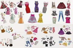 my WISH LIST for 2015 --FASHION SET-- (Ashlee_Bitch) Tags: fashion set doll barbie list wish dreamhouse fashionistas my
