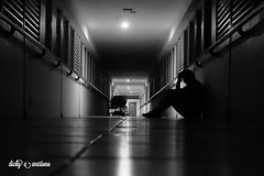 (dq_Flickr) Tags: blackandwhite bw white black night hospital alley alone sad heart failure surgery tired unhappy nite failed bnw aorta heartsurgery restless fail surgeon heartsurgeon aortasurgery hispitalalley