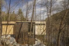 Загородный коттедж от Christopher Simmonds Architect