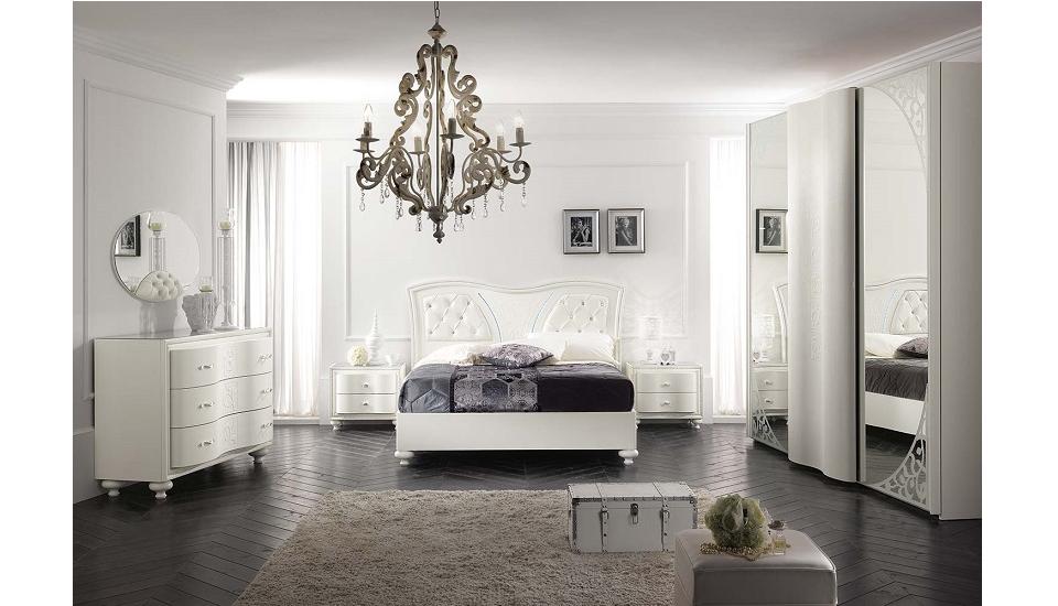 Camere da letto contemporaneo foto stile camere lecce e provincia - Camere da letto foto ...