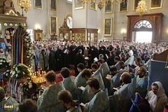 156. The Commemoration of the Svyatogorsk icon of the Mother of God / Празднование Святогорской иконы Божией Матери