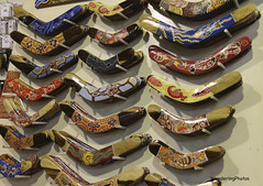 Boomerangs for sale - Fremantle Market Australia (WanderingPJB) Tags: img markets australia westernaustralia fremantle fremantlemarket boomerang aborigine aboriginal colourfulworld