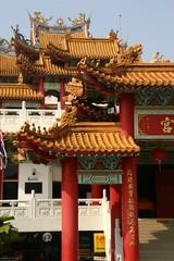 Chinese temple, Kuala Lumpur, Malaysia