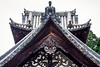 Pointed (campra) Tags: japan sendai miyagi matsushima zuiganji temple buddhist architecture roof steeple