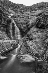 Moss Force Waterfall (Explored) (RichRobson) Tags: moss force waterfall lakedistrict cumbria long exposure