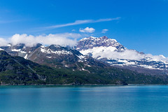 Juenea to Glacier Bay (sibnet2000) Tags: alaska landscape nature sea mountain scenic blue bay snow rock glacier scenery ice cold beauty view wilderness park outdoors north cruise outdoor america passage icy mountains nationalpark canon6d ef50mmf14