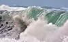 Renewable (Arnt Kvinnesland) Tags: renewable wave sea ocean northsea energy bølger uvær ekstremvær langåker karmøy vinter januar norway