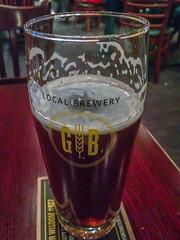 local craft (jimmy_racoon) Tags: las vegas craft beer gordon biersch iphone 5s 2016 nevada brewing local pub refreshing lasvegas craftbeer gordonbiersch iphone5s