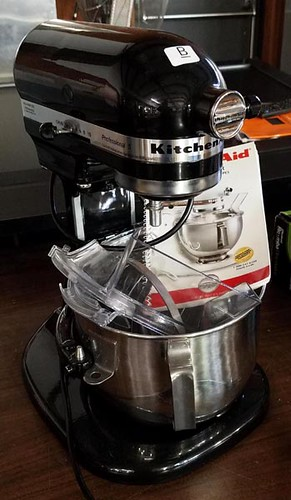 Kitchen Aid Mixer ($112.00)