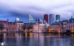 The Hague skyline (Robert Stienstra Photography) Tags: sgravenhage binnenhof denhaag thehaque skyline 070 longexposure longexposurephotography cityscape cityscapes waterfront outdoor bigcity nikond7100 tokina1224mm robertstienstraphotography skylines architecture architectural buildings dutchcityscape