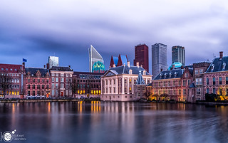 [E X P L O R E] The Hague skyline