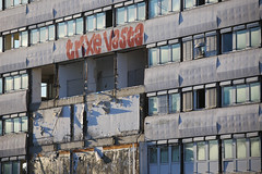 Another Wound (DunkelziffR) Tags: bonncenter building abriss demolition bonn 2016 gebäude architektur architecture
