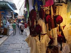 Tunisian souvenirs.