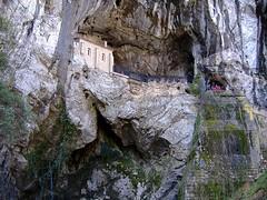 La Santa Cueva de Covadonga (Picos de Europa, Asturias) (tunante80) Tags: santina covadonga asturias españa asturies patrona picosdeeuropa montaña parque nacional cangas onis lagos enol ercina puerto mirador la reina nationalgeographic lonelyplanet