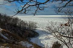 From the Dune (Tom Gill.) Tags: lake lakemichigan greatlakes ice frozen winter driftice shelfice dune indiana indianadunesnationallakeshore