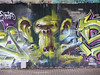 Nantes, Korsé (Zerbi Hancok) Tags: france nantes graff graffiti pont nantesgraffiti streetart