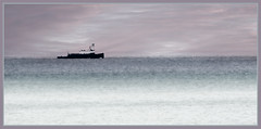 Tugboat in December (imageClear) Tags: boat tug tugboat barge lake water lakemichigan aperture nikon d500 80400mm beauty lovely imageclear flickr photostream
