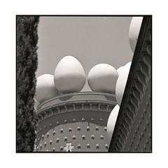egg palace • figueres, catalunya • 2016 (lem's) Tags: egg palace palais oeufs figueres dali musuem musée architecture art spain espagne catalunya catalogne catalonia zenza bronica