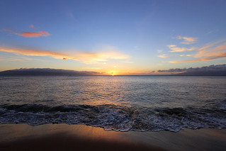 Ka'anapali Beach Sunset