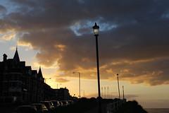 Sunset in Cromer (cathm2) Tags: uk norfolk cromer coast travel evening light sunset sky clouds