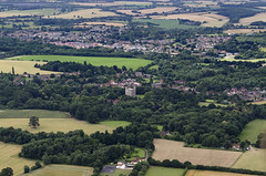 Hedingham Castle - the best preserved Norman Keep in England (John D F) Tags: hedingham castle keep essex aerial aerialphotography aerialimage aerialphotograph aerialimagesuk aerialview viewfromplane droneview britainfromabove britainfromtheair hirez hires highresolution