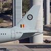Belgian Air Force Airbus A321 CS-TRJ-3753 (rob-the-org) Tags: kphx phx skyharborinternational phoenixaz belgianairforce airbus a321 cstrj taxiing f80 300mm 1400sec iso100 cropped noflash topmarch2017