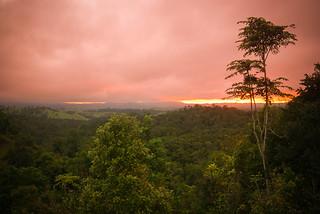 Australian sunset VII