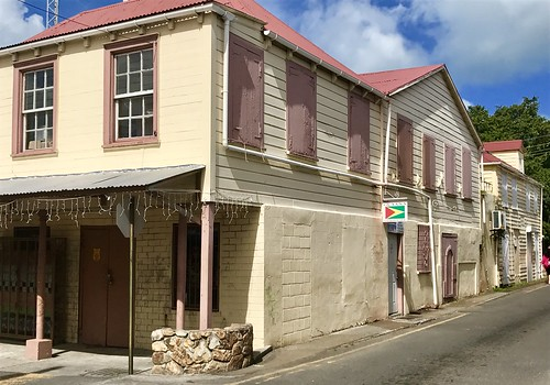 St Johns, Antigua, Caribbean