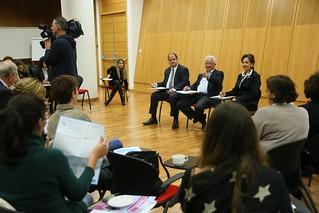 Ομιλία του ΥΔΔΤ στην ημέρα Δημόσιας Διαβούλευσης