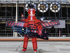 RED KELLY PICTURE 1 (zero g) Tags: sf red color robert catchycolors weird costume colours cosplay jan manga australia melbourne victoria rob armor scifi photomontage imagination kelly masquerade robjan bolo nedkelly sciencefiction redrule armour eclectic theflickysanythinggoes imagemanipulations costumeparty bizzare zerog artdistrict thisisme photshop gatlinggun fantasticplastic wingedbeasts artforartssake amazingcommentedwithamazingpool artisticappropriation adrianmaiolla robotstechnologypopculture scifibuffsunleashed costumecon20 photoshopgraphicmontages armourarmouries oddstrangeabnormal narrativeimaginationstories fantasticfreaks originalanduncommonoutfitsfullofcreativity reuseproject melbourneandbeyond creaturesofthemind fantasticcommentedwithfantastic photomodificationnolimits madscientistsmadscience spotthis weirdwalkenergeticallyinrubberdungarees redclothespool anythingeverything48490photos712memberscounting thisiswhataddictionlookslike partysuppliesgonewild ironman50thanniversary ironman50thbirthday