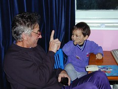 """teaching grandad • <a style=""""font-size:0.8em;"""" href=""""http://www.flickr.com/photos/53627666@N00/107141679/"""" target=""""_blank"""">View on Flickr</a>"""