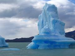 Patagonian iceberg (ganagafoto) Tags: blue patagonia naturaleza color colour ice southamerica nature azul america landscapes l