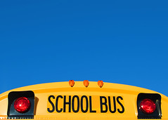 School Bus Top (Todd Klassy) Tags: road travel blue school autumn light sky people color bus students yellow horizontal wisconsin rural children outdoors education shiny child rental august bluesky nobody september safety highschool teacher route riding stop fieldtrip elementaryschool transportation learning vehicle tall complexity preschool teaching lettering copyspace schoolbus flashing fleet wi pupil highup firstdayofschool smalltown flasher clearsky middleschool redlights stationary frontview preschooler stockphotography schoolbuses colorimage firstdayofclass schoolbusdriver frontlights warninglights lightingequipment elementaryage schoolbuslights peopletraveling goingbacktoschool modeoftransportation partsof schoolbussign topofaschoolbus schoolbusgames ridinginthebackofthebus