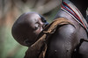 Surma mother with child (foto_morgana) Tags: ethiopia surma tribes portraits baby kibish africa motherwithchild tribal ethnic