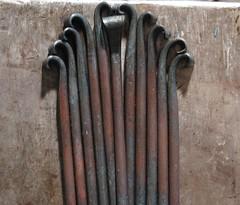 IMG_1070 (stuart updegrave) Tags: taper scroll fishtail blacksmithing supdegrave