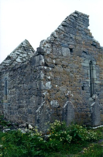 Seven Churches, Inishmore