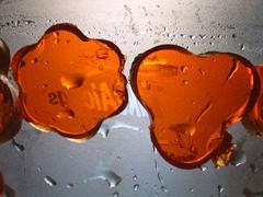 Jiggler4 (CrumleyFamily) Tags: food orange treat jello jiggler jellojiggler