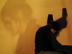 Atrapada en el videoarte - by Laula