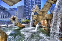Vaillancourt Fountain on the Embarcadero 작성자 Mark Interrante (aka pinhole)