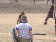 (mornathedark) Tags: militia larp dagorhir foamfighting